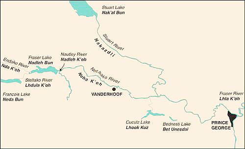 Map Placenames